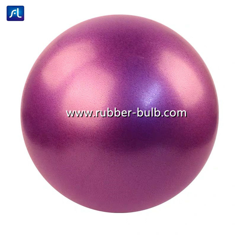 Explosion Proof PVC Massage 65cm Yoga Ball With Pump Yoga Pilates Ball Yoga Fitness Ball